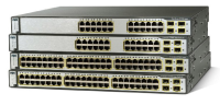 Cisco Cisco Catalyst 3750g-24t-s - Switch - L3 - Managed - 24 X 10/100/1000 - Rack-mountable Ws-c3750g-24t-s - xep01