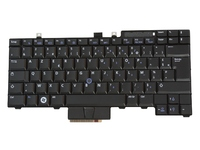 Dell Keyboard (FRENCH) Dual Pointing RX208 - eet01