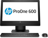 "Hp Hp Proone 600 G3 - All-in-one - Core I5 7500 3.4 Ghz - 8 Gb - 256 Gb - Led 21.5"" - Uk 2kr73ea - xep01"