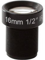 Axis LENS M12 16MM 5PCS  5801-781 - eet01