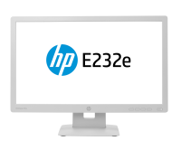 "Hp Hp Elitedisplay E232e - Led Monitor - Full Hd (1080p) - 23"" N3c09aa - xep01"