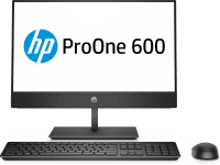 "Hp Hp Proone 600 G4 - All-in-one - Core I5 8500 3 Ghz - 8 Gb - 256 Gb - Led 21.5"" - Uk 4kx97ea#abu - xep01"