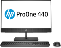 "Hp Hp Proone 440 G4 - All-in-one - Core I5 8500t 2.1 Ghz - 8 Gb - 256 Gb - Led 23.8"" - Uk 4nt85ea#abu - xep01"