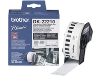 Brother Continous Tape Whit 29mm  DK22210 - eet01