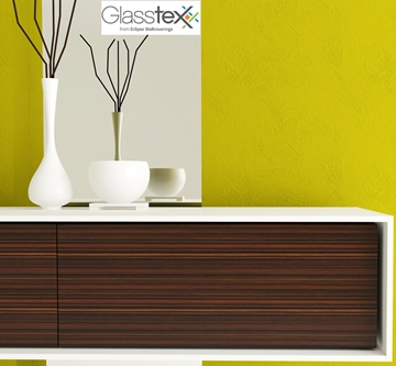 Cost Effective Fibre Glass Woven Textile Wallcovering UK