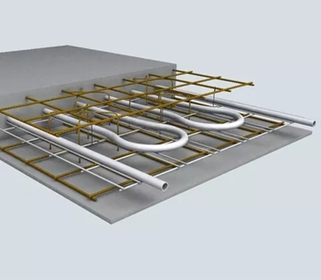 Thermally Active Building System