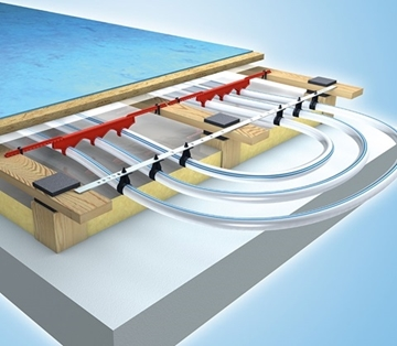 Sports Floor Heating Systems