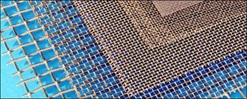Specialists in Mesh Woven Wire