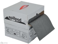 Spillpod Absorbent Roll Boxed