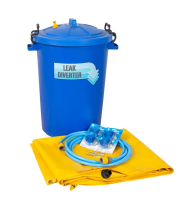 The Leak Diverter Tarp and Fittings Only