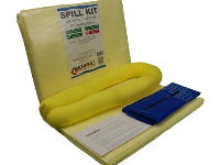 15 Litre Chemical Compact Spill Kit