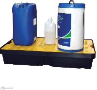 100 x 60cm 60 Litre Spill Tray with Removable Grid