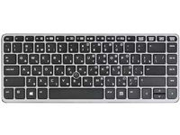 HP Inc. Keyboard Backlit (GERMANY) Dual-point, spill-resistant 776475-041 - eet01