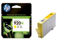 HP Inc. Ink Yellow 920XL Pages 700 CD974AE - eet01