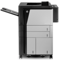 CZ245A HP LaserJet Enterprise M806x+ M806 A4 A3 Mono Duplex Laser Printer - Refurbished with 3 months RTB warranty
