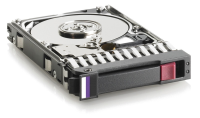 507119-001 HP Spare 146Gb SAS 10K 6G 2.5 DP HDD Refurbished with 1 year warranty