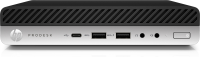 Hp Hp Prodesk 600 G3 - Mini Desktop - Core I3 7100t 3.4 Ghz - 4 Gb - 500 Gb - Qwerty Uk 1cb70ea#abu-r - xep01