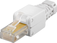 MicroConnect Tool-free RJ45 CAT5e connector CAT 5e UTP(unshielded) KON519TL - eet01