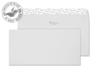 35882 Blake Premium Business High White Wove Peel & Seal Wallet 110X220mm 120Gm2 Pack 500 Code 35882 3P- 35882