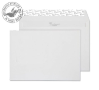 35707 Blake Premium Business High White Wove Peel & Seal Wallet 162X229mm 120Gm2 Pack 500 Code 35707 3P- 35707