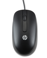 Hp Hp - Mouse - Optical - 3 Buttons - Wired - Usb - For Hp 260 G3; Desktop Pro A G2; Elite Slice For Meeting Rooms G2; Rp9 G1 Retail System Qy777at - xep01