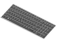 HP Keyboard (FRENCH) W. Backlight L14366-051 - eet01