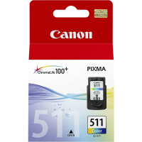 canon CL511 Colour Ink Cartridge 2972B001 - MW01