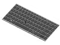 HP Keyboard (GERMAN) W. Backlight / Privacy L14378-041 - eet01