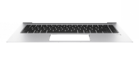 Hp Hp - Notebook Replacement Keyboard - Backlit - Uk Layout - With Top Cover - For Elitebook 1040 G4 L02267-031 - xep01