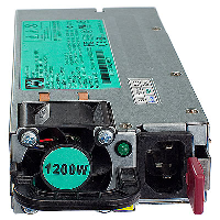 Hewlett Packard Enterprise Hpe Common Slot Platinum Power Supply Kit - Power Supply - Hot-plug (plug-in Module) - Common Slot - 80 Plus Platinum - Ac 100-240 V - 1200 Watt - 1345 Va 578322-b21 - xep01