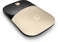 HP Z3700 Gold Wireless Mouse **New Retail** X7Q43AA - eet01