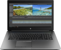 """Hp Hp Zbook 17 G6 Mobile Workstation - 17.3"""" - Core I7 9850h - 16 Gb Ram - 256 Gb Ssd + 1 Tb Hdd - Uk 6tv07ea - xep01"""