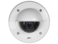 Axis P3367-VE vandal resistant 5 MP or HDTV 1080p 0407-001 - eet01