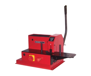 Banner Bench Mount Cut Off Machine For Mobile Use