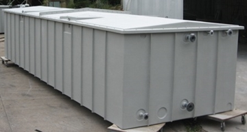Fully WRAS Approved Large Rigid One Piece Water Tanks