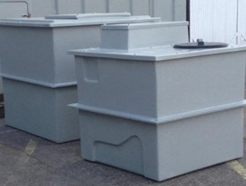 Pre-Insulated Semi-Sectional Water Storage Tanks