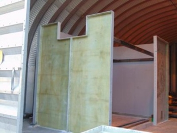 Sectional Water Storage Tanks For Schools