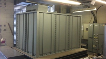 Semi- Sectional Water Storage Tanks For Schools