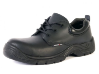 Black Non-Metallic Safety Shoes