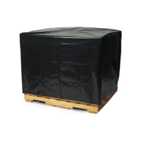 Black Opaque Pallet Covers