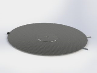 Made To Order Motorcycle Turntables For Commercial Use