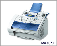 Brother Fax-8070P Multifunction Printer FAX-8070P - Refurbished