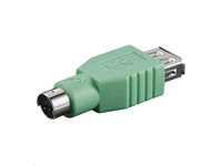 USBAFPS2 MicroConnect Adapter USB A - PS/2 F-M  - eet01