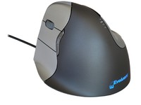500789 Evoluent Vertical Mouse4 Left Hand Mouse USB - eet01