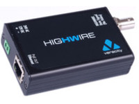 Veracity Highwire Ethernet over coax Device (single unit) VHW-HW - eet01