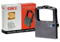 oki Black Ribbon 09002303 - MW01