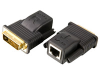 Aten DVI-D CAT5e/6 MiniExtender Max 20 m cable VE066-AT - eet01