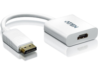 Aten DisplayPort to HDMI converter UXGA / HDTV: Up to 1080i,1080p VC985-AT - eet01