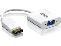 Aten DisplayPort to VGA converter, Up to 1920x1200 @60Hz VC925-AT - eet01