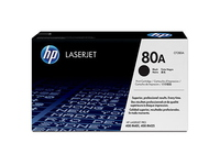 HP Inc. Toner Black 80A Pages 2.700 CF280A - eet01